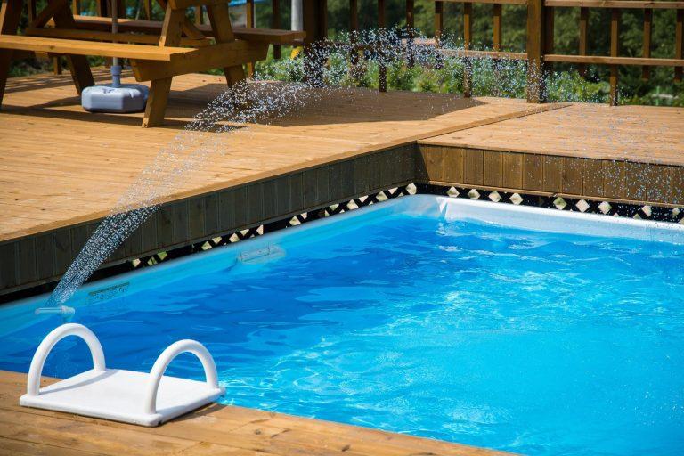 mantenimiento de piscinas particulares durante verano e invierno en madrid