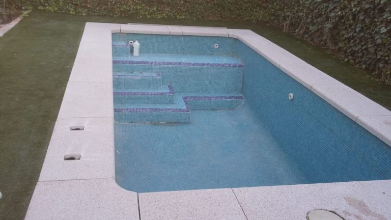 empresa de reparación de piscinas en madrid