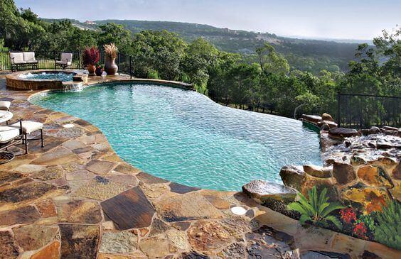 construcción piscinas infinitas madrid