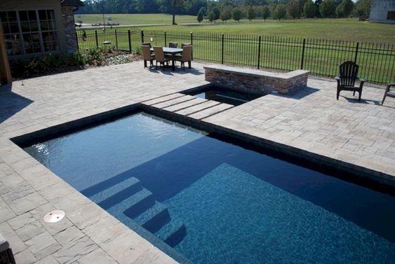construccion piscinas de skimmer