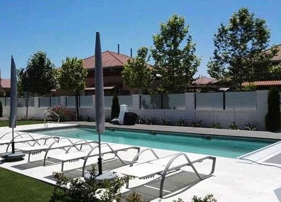 diseños para construcción piscinas madrid