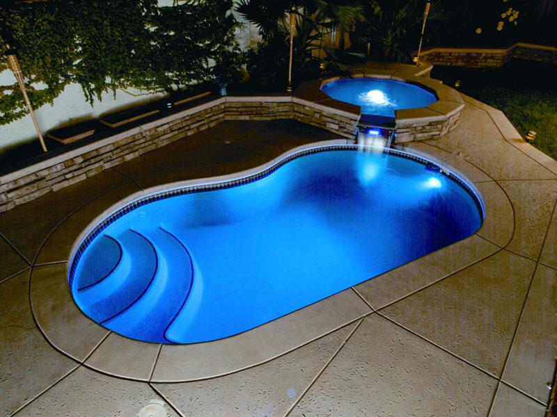 piscinas de poliester madrid