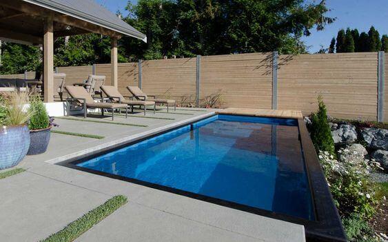 piscinas prefabricadas de hormigón
