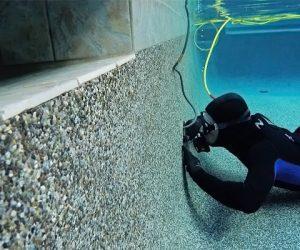 reparación de fugas de agua en piscinas madrid